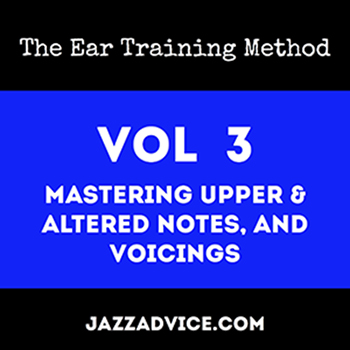 Volume 3 Ear Training Method